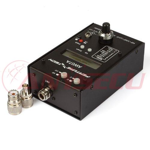 Electrical Frequency Tester : Ham hf antenna analyzer aw a digital swr meter vhf uhf