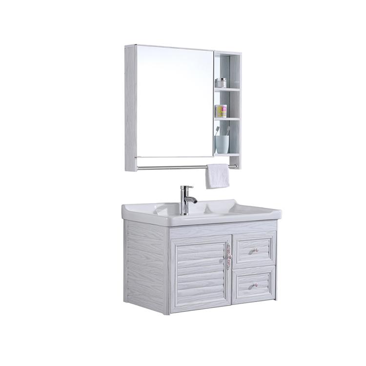 Living Room Modern Vanity Cabinets Set