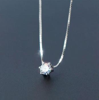 gros collier diamant