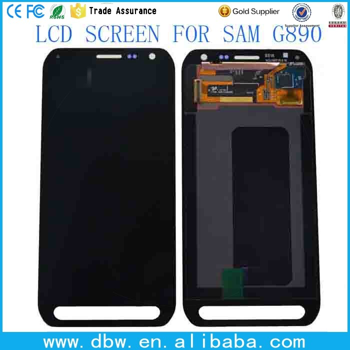 Lcd screen For samsung galaxy s6 active G890 lcd,For samsung galaxy s6 active G890 digitizer
