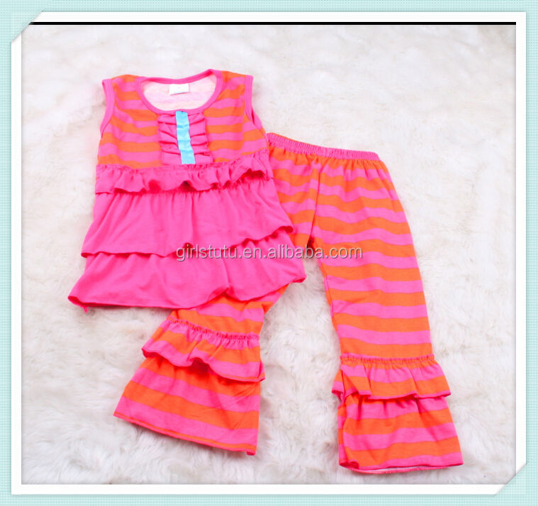 Hot Sale New Designer Fancy Pink Organic Cotton Lace Knitted Suits ...