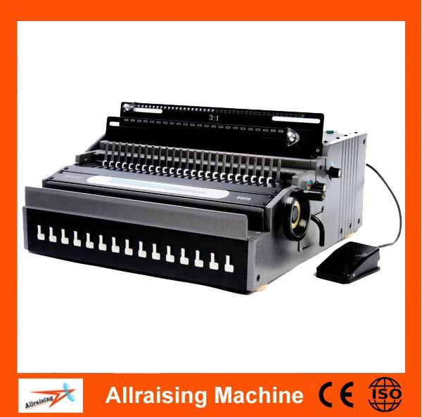 Cheap Price Multi-function Desktop Glue Binding Machine