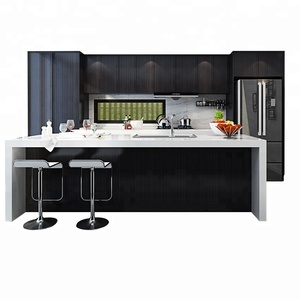 China wholesale kitchen cabinets pantry design units high quality good price