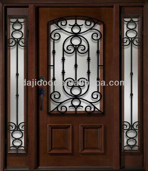 Exterior De Madera Y Puertas De Hierro Diseno Dj S9115mwst 1 Buy Madera Y Puertas De Hierro Hierro Puertas De Entrada Principal Diseno De La