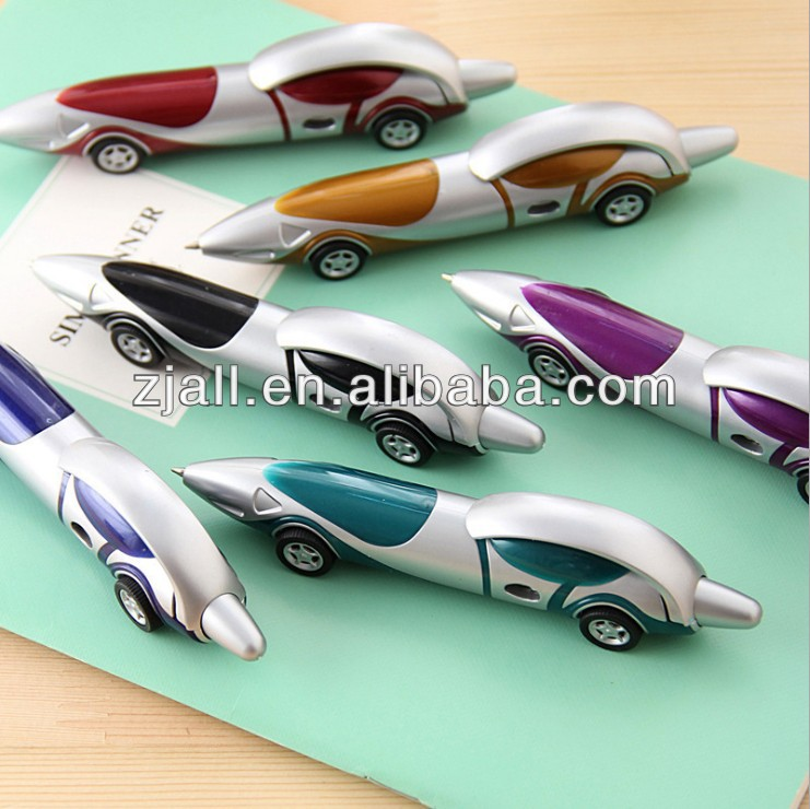 novelty shaped promotional car ball pen