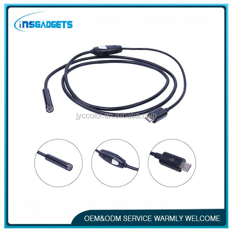 wifi endoscope hd camera FNP075 wifi 3mm video industrial endoscope