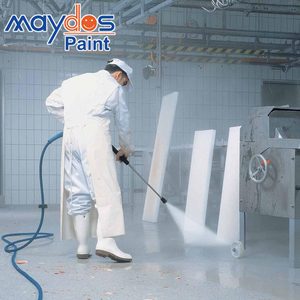 Maydos wearing resistance industrial Purpose Epxoy Rubber Floor Paint Factory Floor
