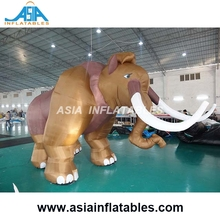 Inflatable Cartoons, air blower type Inflatable Cow/Bull, Inflatable animal model