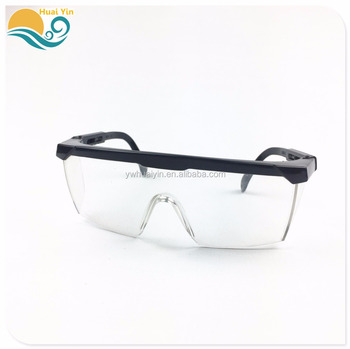 Hot sale polycarbonate Eye goggles labor anti-shock work safety glasses