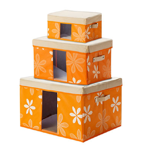 Colorful Storage Make Up Cabinet Organizer