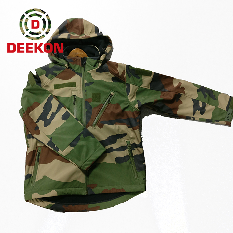 131a1f9be0287 Wholesale Woodland Camouflage Military M65 Field Parka Jacket ...