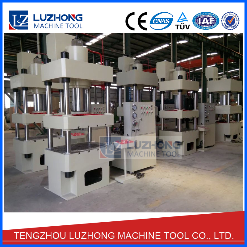 Hydraulic Metal Stamping Press Machine With Four Column YL32-60t