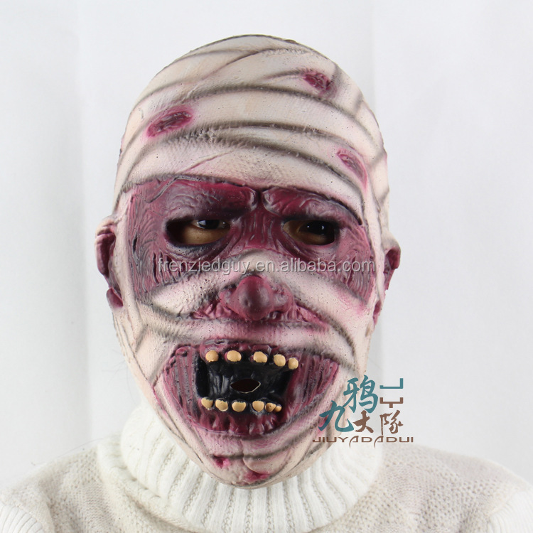 Horror mummy horrorlatex mask