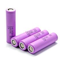 1x18650 lithium rechargeable battery with samsung 30Q 3000mAh battery