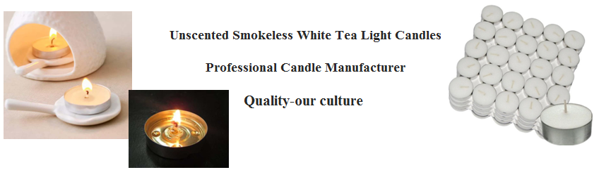 Experienced Factory Supply Tea Light Candles Bulk