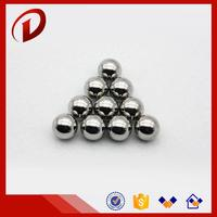 Plastic 2.5 inch stainless steel ball bearings for wholesales