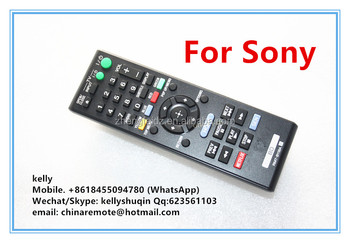 use for sony RMT-B118A BDP-BX18 BDP-S185 Remote Control BLU-RAY DISC PLAYER