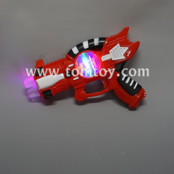 Flashing Led Spinner Blaster With Sound