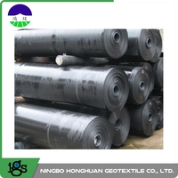 New Design Chinese black rolls geomembrane liner