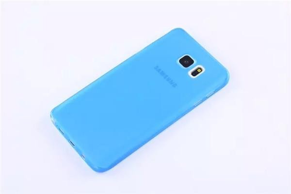 0.3mm Ultra Thin Slim Matte Frosted Transparent Clear Soft TPU PP Case Cover Skin for edge free DHL