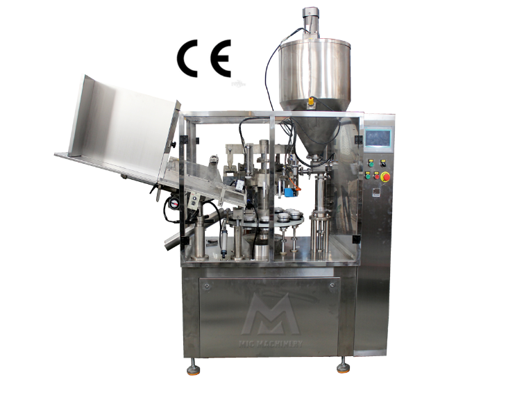 MIC L60 high quality new design cosmetic cream filling machine