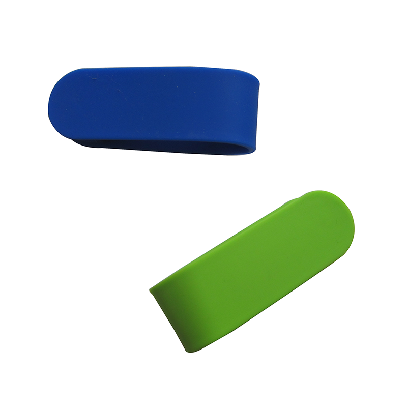 Durable Bendable Multi Functional N35 Silicone Clips Fridge Magnets