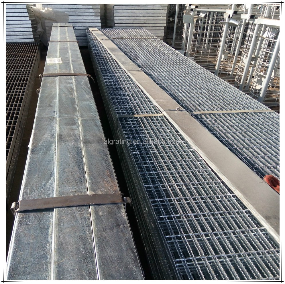 Galvanised Mild Steel (GMS) Gratings