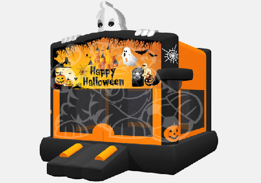 Halloween Bounce House Rentals | Inflatable Pumpkin Bouncer Inflatable Pumpkin Bouncer Suppliers And