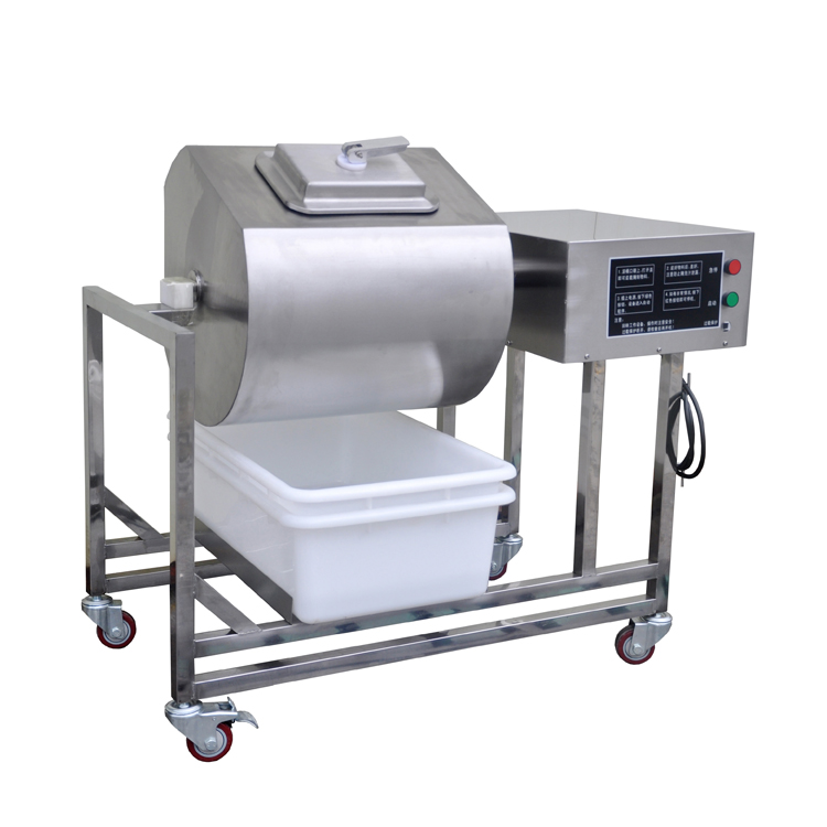 30L Automatic Vacuum Meat Marinating Machine Fried Chicken Meat Salting Processing