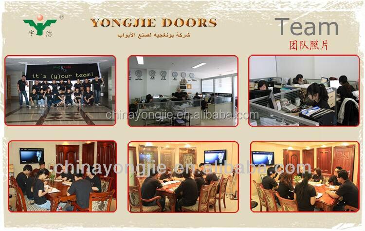China Supplier Single Wooden Door Design