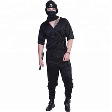 Halloween party fancy dress <span class=keywords><strong>set</strong></span> Japanse mannen Anime <span class=keywords><strong>naruto</strong></span> ninja kostuum voor cosplay