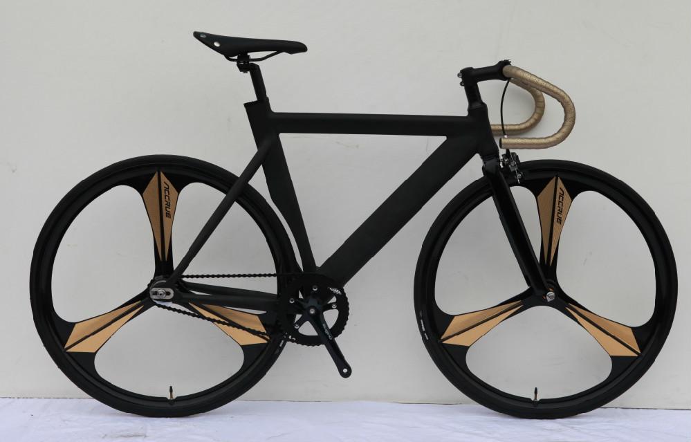 Full Aluminium Alloy Fixed Gear Bike 700c Alloy Frame Alloy Wheel ...