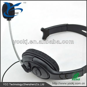 headset for ps4 for sony playstation-4 headphone/earphone/headset for big ears