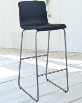 Marvelous Bar Chair Modern Furniture Brushed Stainless Steel Bar Counter Stools Pu Leather Kitchen High Chair Bar Stool Buy High Bar Stools Pu Seat Bar Pabps2019 Chair Design Images Pabps2019Com