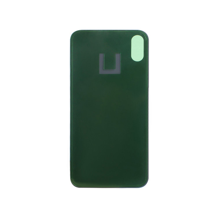 Free sample Phone rear glass cover for iPhone X battery door