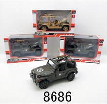 Cool Small metal model car, pull back smart jeep cars diecast toy for sale