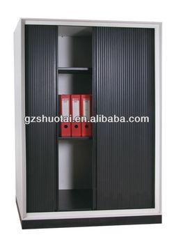 PVC Roller Shutter For Office Cabinets,PVC Kitchen Roller Shutter Cabinets,PVC  Rolling Shutter