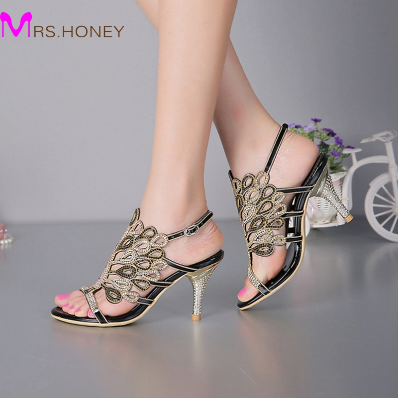 AB rhinestone wedding shoes bridal shoes crystal prom shoes