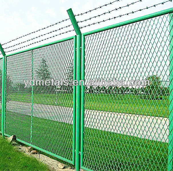 China Expanded Metal Mesh Fence Wholesale 🇨🇳 - Alibaba