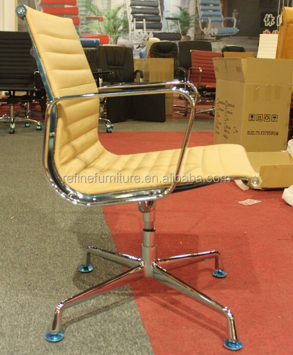 Fantastic Modern Brown Leather Swivel Office Chairs No Wheels Rf S072H Buy Swivel Office Chairs No Wheels Leather Swivel Office Chair No Wheels Leather Office Caraccident5 Cool Chair Designs And Ideas Caraccident5Info