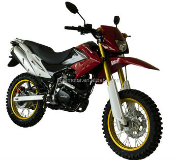 Chinese Manufacturer Dt 250cc Dirt Bike For Southeast Asia Zf200gy ...