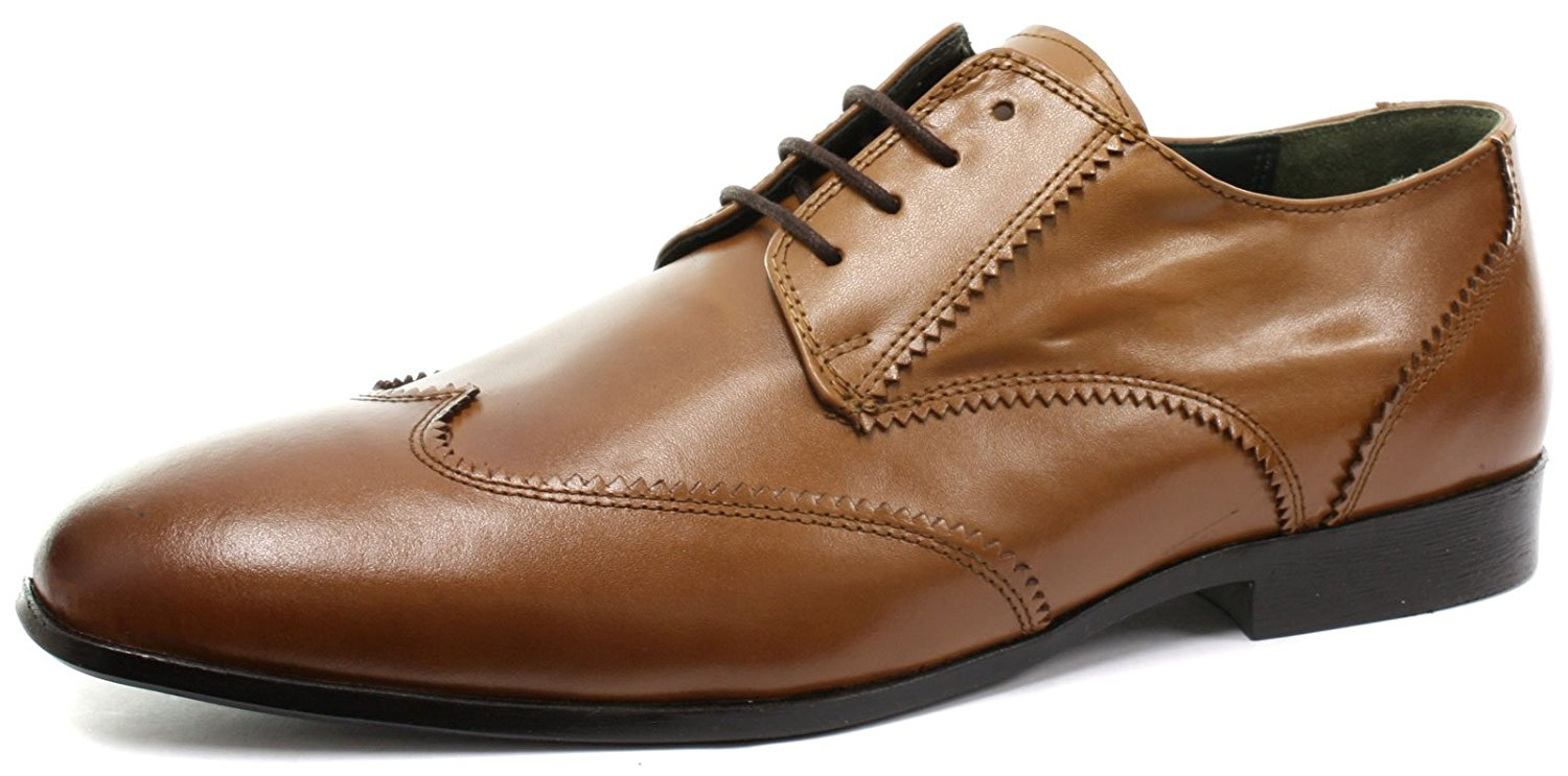 Shoes Frank New Spring Summer Men Oxfords Full Grain Leather Brogue Shoes Wing Tips Pointed Toe Formal Dress Man Shoes Formal Shoes