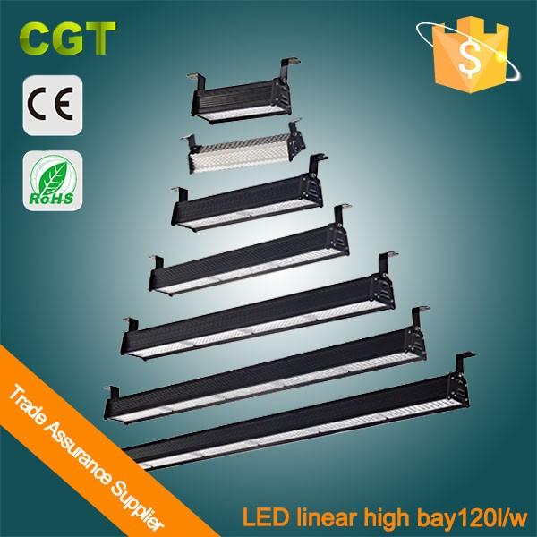 Industrial Led Linear Lighting Fixture Led Linear High Bay Light ...