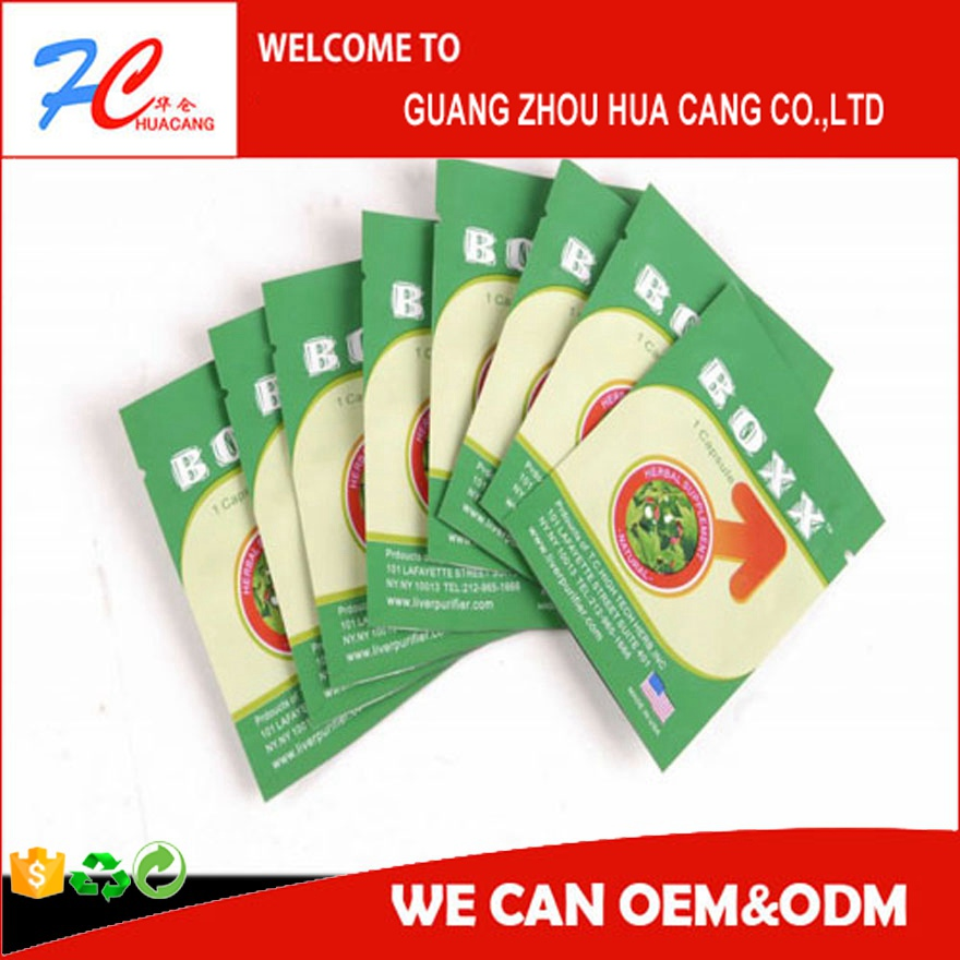Produce good quality small plastic food packaging bag
