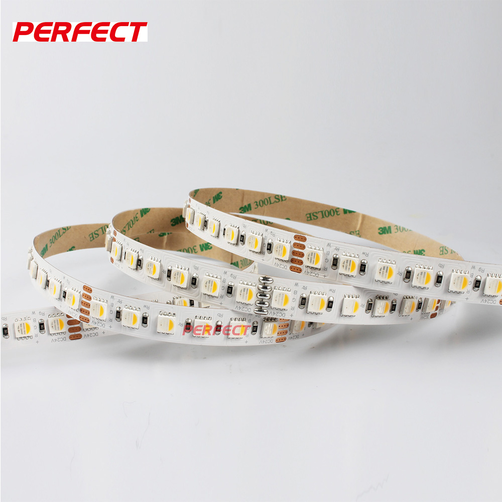 best seller ce listed flexible addressable 24v 96 <strong>leds</strong>/m 5050 rgbw <strong>led</strong> strip