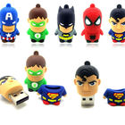 USB pendrive customize fashion design usb flash drive pvc funny cartoon shape usb memory stick