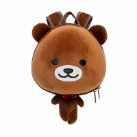 Hot selling Kids Backpack Toy Schoolbag Kindergarten preschool bag, EVA Plush Bear china school backpack kids bag