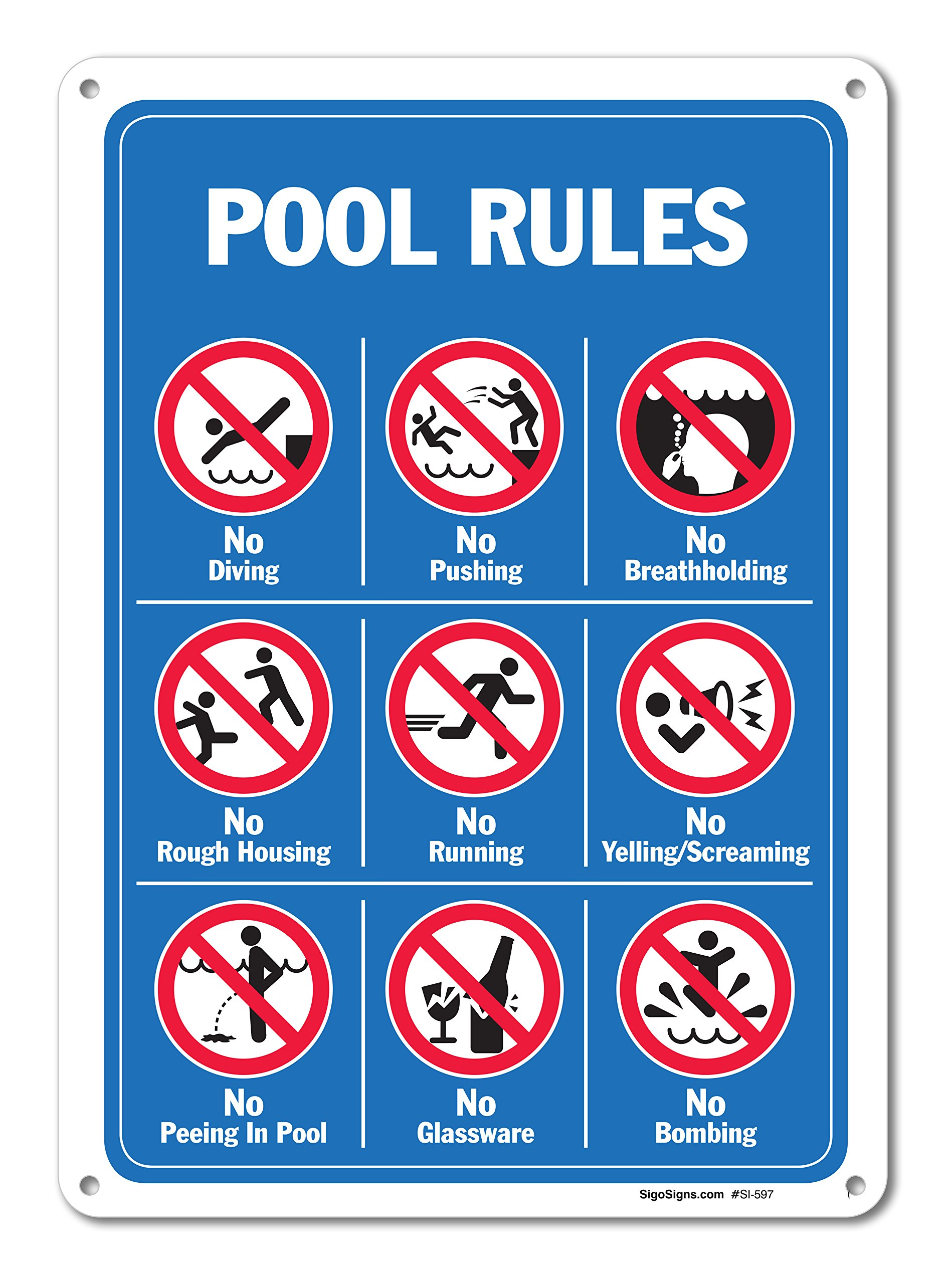 Cheap Pool Signs Find Pool Signs Deals On Line At Alibaba Com