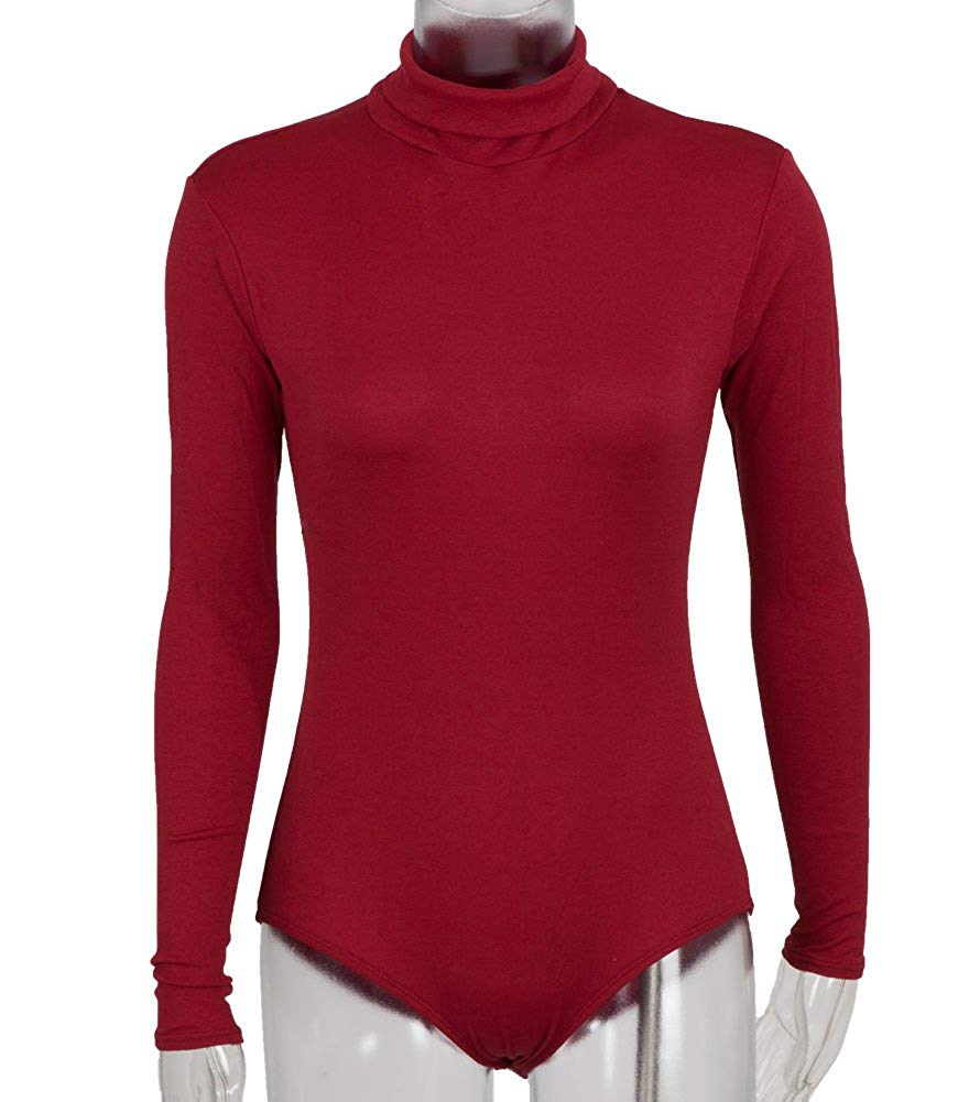 1dc3ca0a0039 Cheap Black Turtleneck Bodysuit, find Black Turtleneck Bodysuit ...