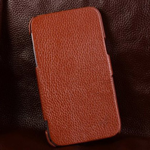New products for 2013,high quality genuine leather phone case for galaxy note 2 with card slot;Leather pu phone cases for Sam